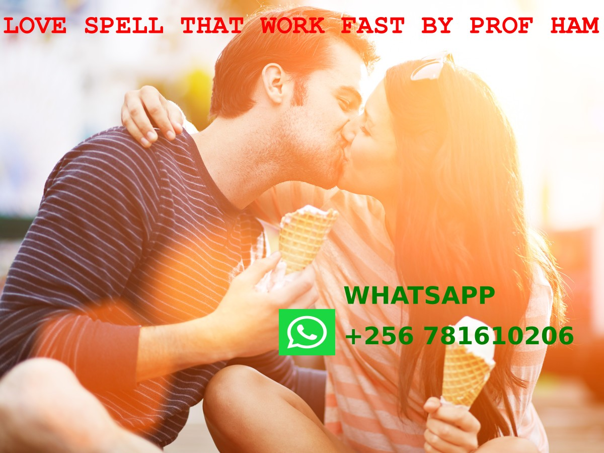 LOVE SPELLS THAT WORK FAST BY PRO HAM THE SPELL CASTER